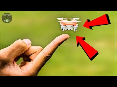 8 SMALLEST DRONES EVER CREATED! - UCmeBJBLXcXamuPWl-0t5S4w
