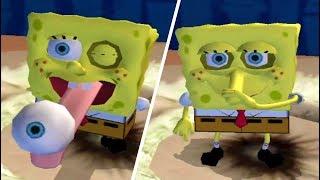 SpongeBob Battle for Bikini Bottom All Idle Animations