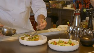 Local culinary program helps young Peruvian immigrant discover his passion for cooking