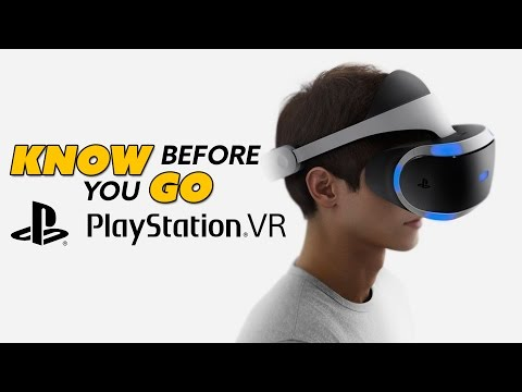 Know Before You Go... PlayStation VR - default