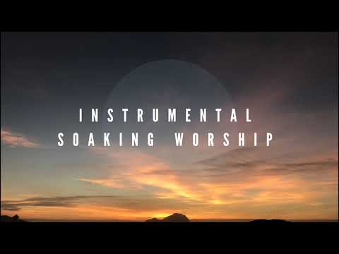 HEAVEN COMES // Instrumental Worship Soaking in His Presence
