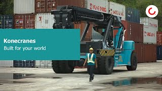 Konecranes - Built For Your World
