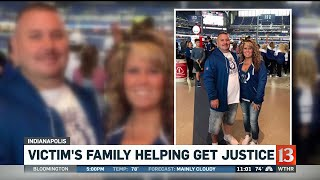 Victim's Family Helps to Find Hit and Run Suspect