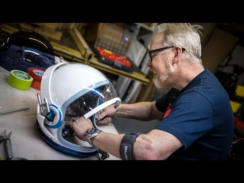 Adam Savage's One Day Builds: NASA Spacesuit Helmet! - UCiDJtJKMICpb9B1qf7qjEOA