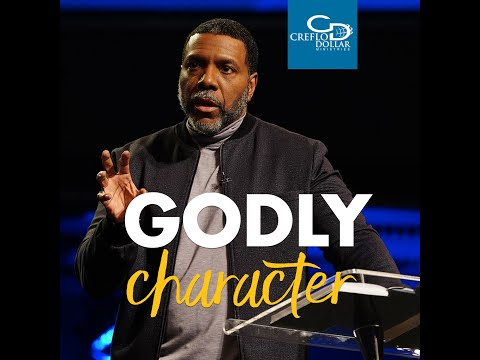 Godly Character - Wednesday Service