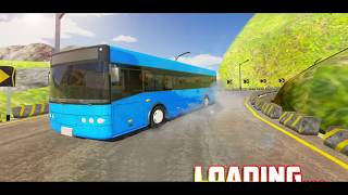 Bus Hero : Off road Mountain Tourist Bus Drive(By Crazy Cross Game) Android Gameplay[HD]