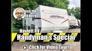 Handyman's Special Heartland Trail Runner 29RKS Travel Trailer