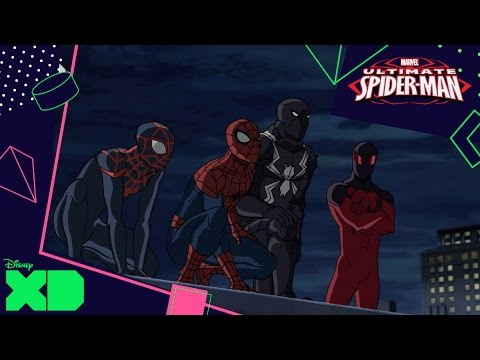 Ultimate Spider-Man Vs. The Sinister Six | Iron Vulture | Disney XD - UCIL_BsDFyq6IIZFRF9LE2rg