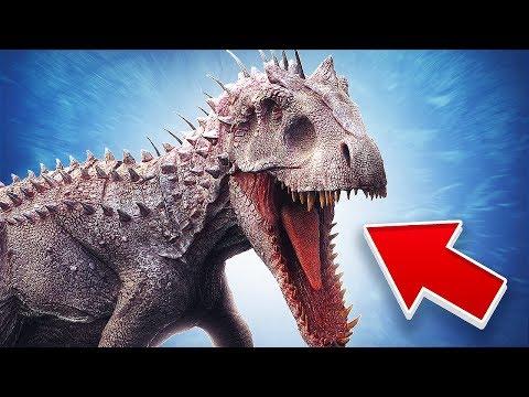 Best Dinosaur Ever: INDOMINUS REX!! (Jurassic World Evolution) - UC2wKfjlioOCLP4xQMOWNcgg