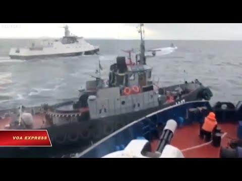Những thách thức từ Nga và Trung Quốc (VOA)