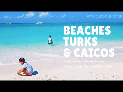 BEACHES Turks & Caico All-Inclusive Resort for Families - SOCIAL MEDIA ON THE SAND