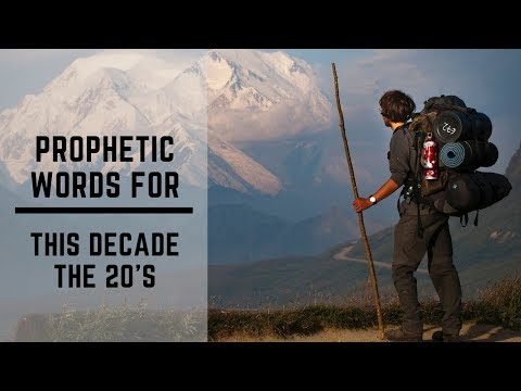 Prophetic Word The Coming Decade 2020's