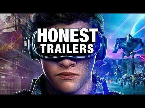 Honest Trailers - Ready Player One - UCOpcACMWblDls9Z6GERVi1A