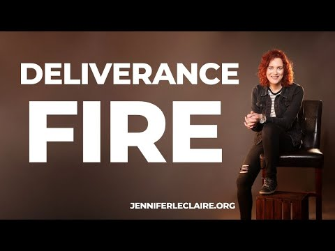 When Angels of Fire Come With Deliverance