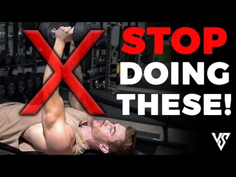 3 Dumbbell Exercises You Need to STOP Doing (DO THESE INSTEAD!)