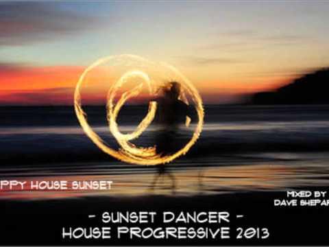 Happy Progressive House-SUNSET DANCER-Dave Shepard - UC9x0mGSQ8PBABq-78vsJ8aA