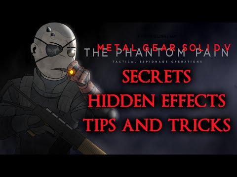 Metal Gear Solid 5 The Phantom Pain ► Secrets | Hidden Effects | Tips and Tricks + Quiet - UCtdmaF6IiQir1CYKlb5IxuQ