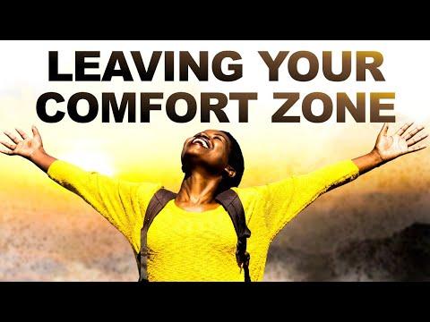 Leaving Your Comfort Zone - Morning Prayer