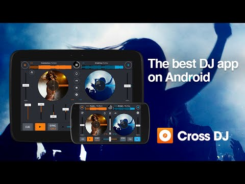 Cross DJ Pro 3 2 8 Download APK for Android - Aptoide