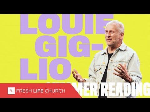 Not Forsaken :: Summer Reading ft. Louie Giglio