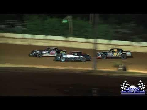 Pure Stock Feature - Carolina Speedway 7/16/21 - dirt track racing video image