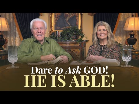 Boardroom Chat: Dare To Ask God! He Is Able!  Jesse & Cathy Duplantis