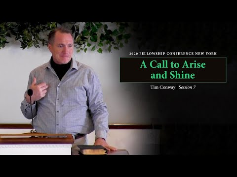 A Call to Arise and Shine - Tim Conway