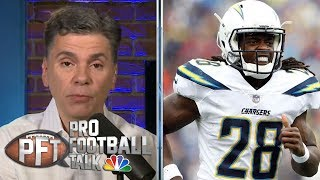 PFT Overtime: Melvin Gordon's holdout, 18-game regular seasons | Pro Football Talk | NBC Sports