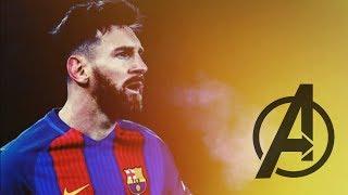 Lionel Messi Avengers Version | Avengers 4 : Endgame |
