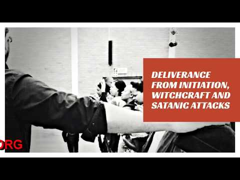 DELIVERANCE FROM INITIATION, WITCHCRAFT  AND SATANIC ATTACKS, Daily Promise and Powerful Prayer