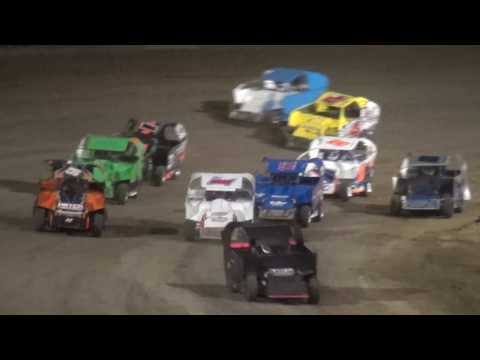LOCAL VIZON - dirt track racing video image