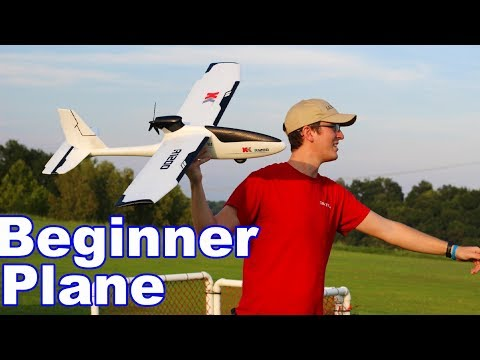 $150 RC Plane for Beginners with Flight Stabilization - XK A1200 RTF Airplane - TheRcSaylors - UC4L4Vac0HBJ8-f3LBFllMsg