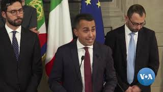 Italian President Gives Parties Until Tuesday to Solve Political Crisis