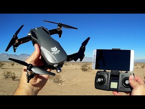 FQ777 F8 Monster Drone Brushless GPS 2 Axis Gimbal FPV Camera Drone Flight Test Review - UC90A4JdsSoFm1Okfu0DHTuQ