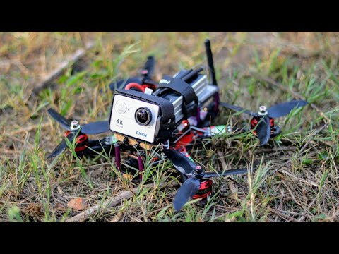 How To Make A Drone With Camera - FPV Racing Quadcopter - UC92-zm0B8vLq-mtJtSHnrJQ