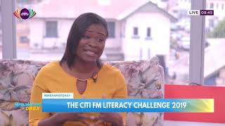 Literacy Challenge aims at raising awareness on War Against Indiscipline - Ranstina Yankey