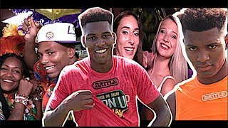 LSU WR Commit Koy Moore's Birthday Bash/Commitment Party Was 🔥🔥🔥