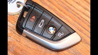 Sostituzione batteria chiave BMW X3 2018