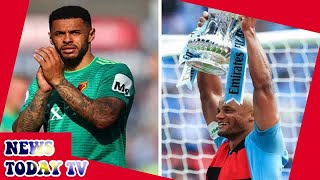 Watford striker Andre Gray makes emotional admission after FA Cup final mauling