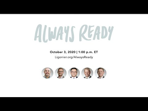 Join Us for Always Ready: Answers to Tough Questions