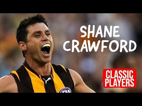SHANE CRAWFORD | Classic Players (AFL)
