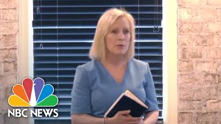 Kirsten Gillibrand Gives Powerful Response To White Privilege Question | NBC News