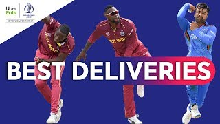 UberEats Best Deliveries of the Day | Afghanistan vs West Indies | ICC Cricket World Cup 2019