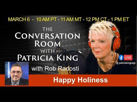 Happy Holiness // Rob Radosti // Patricia King