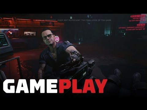 Cyberpunk 2077 Official Gameplay: Upgrading Your Cybernetics - UCKy1dAqELo0zrOtPkf0eTMw