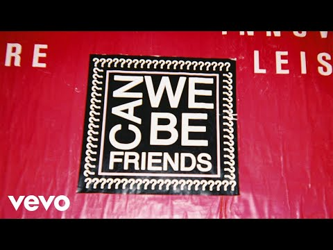 Friends (Video Lirik) [Feat. BloodPop]