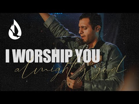 I Worship You Almighty God (by Don Moen)  Worship Cover by Steven Moctezuma
