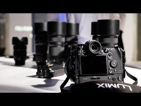 Videorecenze Panasonic Lumix DC-S1R tělo
