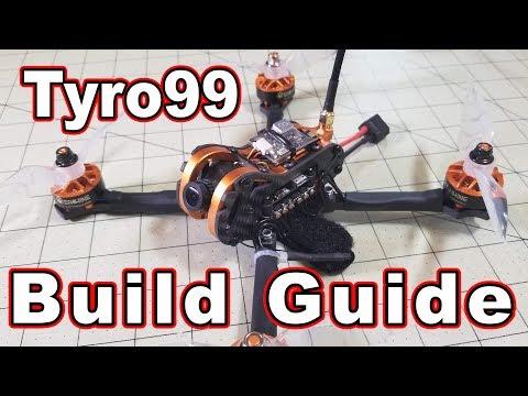 Eachine Tyro99 FULL Build Guide  - UCnJyFn_66GMfAbz1AW9MqbQ