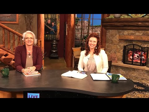 Charis Daily Live Bible Study: Enlarge Our Hearts - Carrie Pickett - September 28, 2020